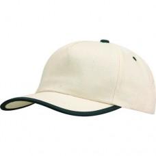 Καπέλο αμερικάνικο βαμβακερό με Velcro